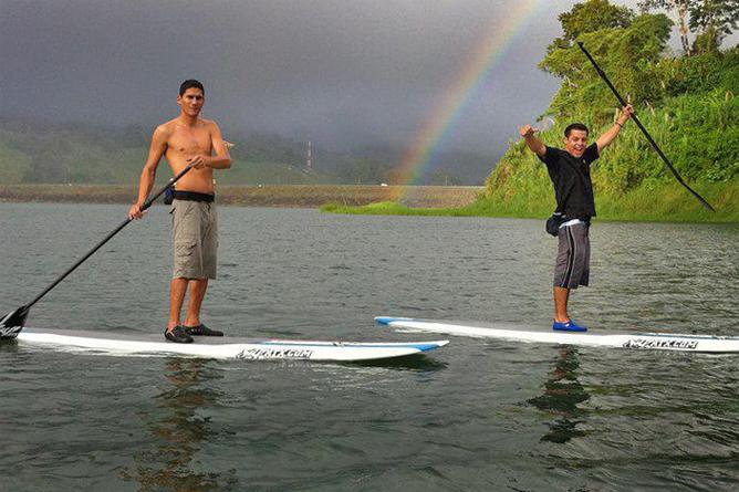 Arenal Kokoro – Paddle-Boarding