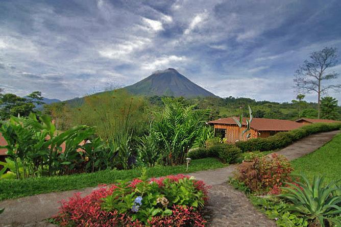Arenal Kokoro – Vulkan