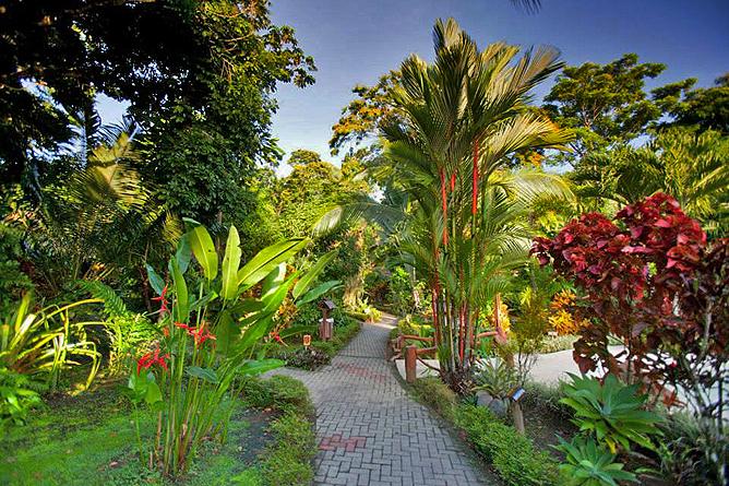 Azania – Gartenanlage