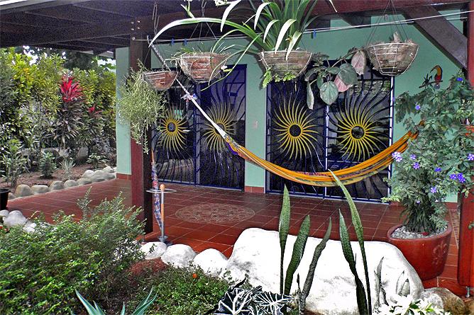 Casa Renada – Bungalow: Außenansicht