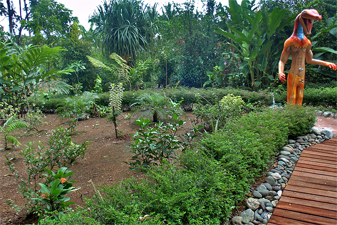 Casa Renada – Garten
