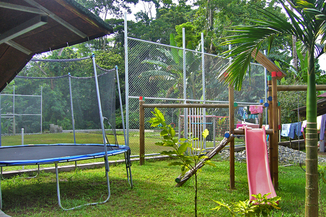 Casa Renada – Kinderspielplatz