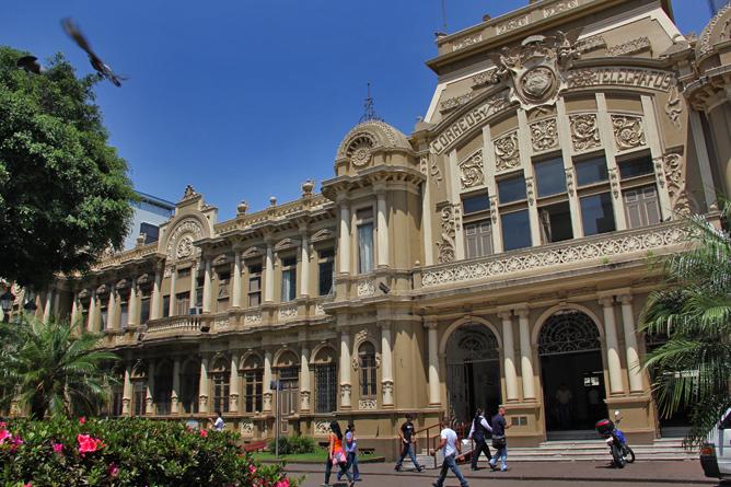 Postamt San José – Correos