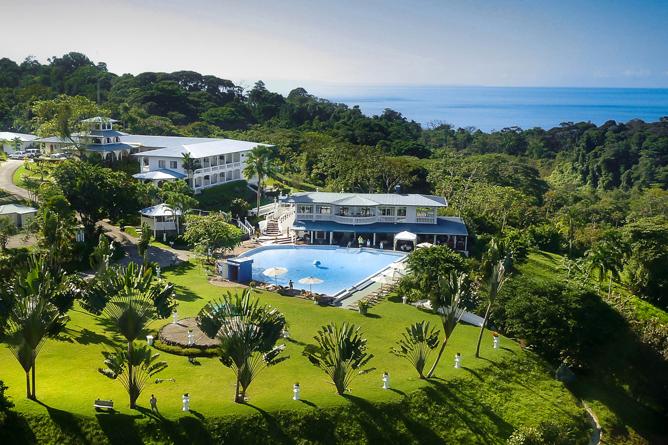 Cristal Ballena – Hotelanlage in Uvita, Costa Rica
