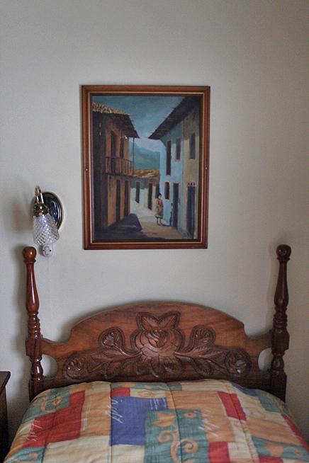 Don Carlos – Familienzimmer: Einzelbett