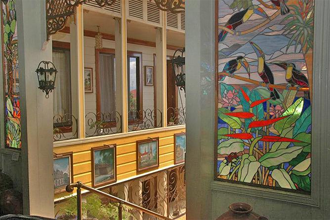Don Carlos – Glasmalerei