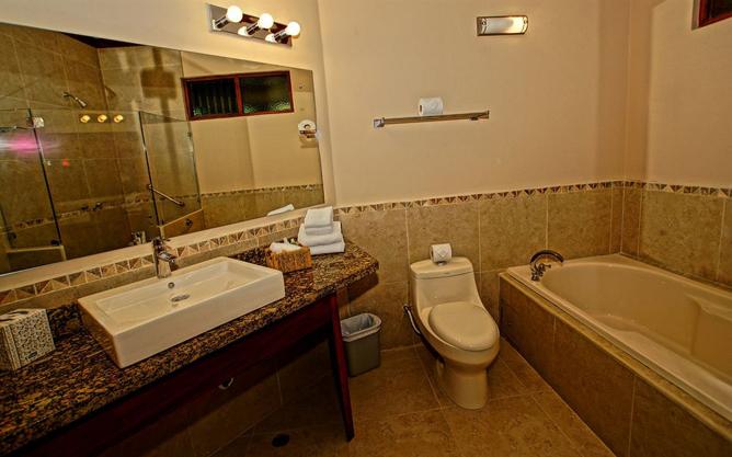El Establo – Badezimmer