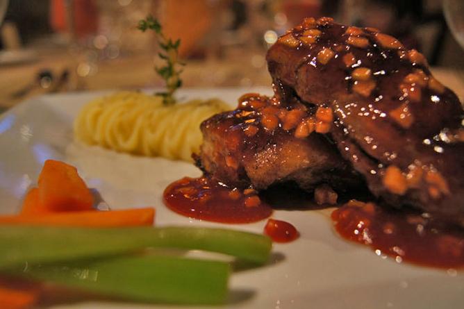 """El Establo – Restaurant """"Los Laggus"""": Gourmetspeise"""