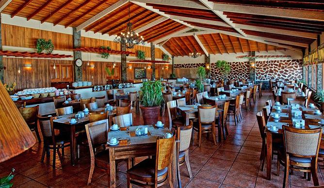 """El Establo – Restaurant """"Las Riendas"""""""