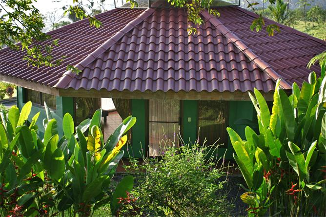 Green Lagoon – Honeymoon-Bungalow: Außenansicht