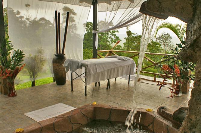 Green Lagoon – Spa: Massage