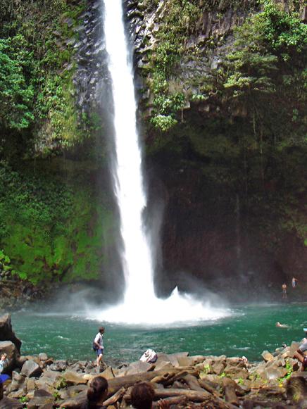 Green Lagoon – Tour zum La Fortuna-Wasserfall
