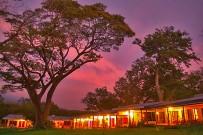 Hacienda-Guachipelin-Abendstimmung