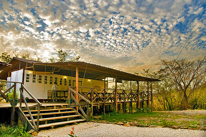 Hacienda Guachipelin – Adventure Tour Center