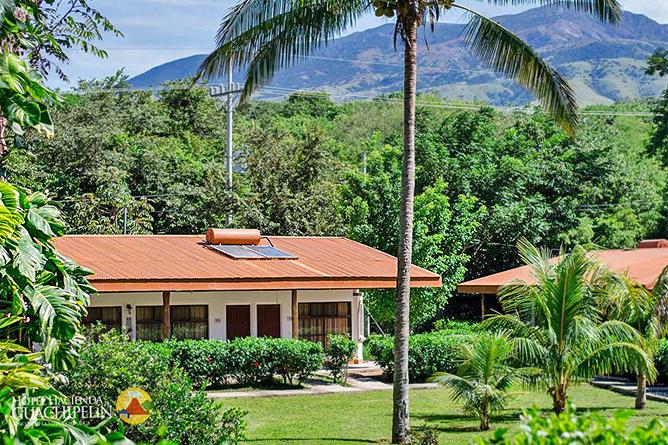 Hacienda Guachipelin – Bungalows