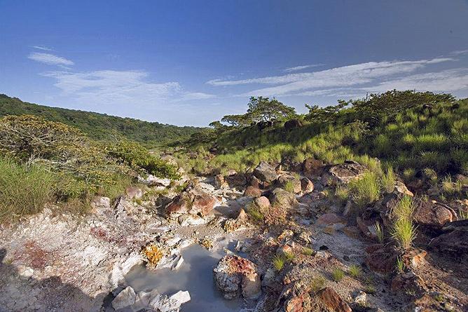 Hacienda Guachipelin – Nationalpark Vulkan Rincón de La Vieja
