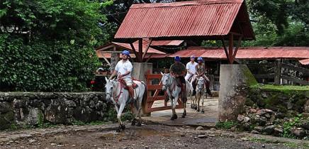 Hacienda-Guachipelin-Reittouren