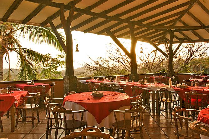 Hacienda Guachipelin – Restaurant