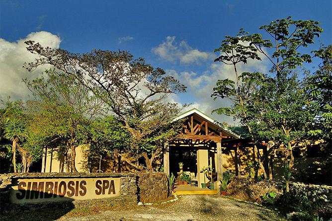 Hacienda Guachipelin – Spa