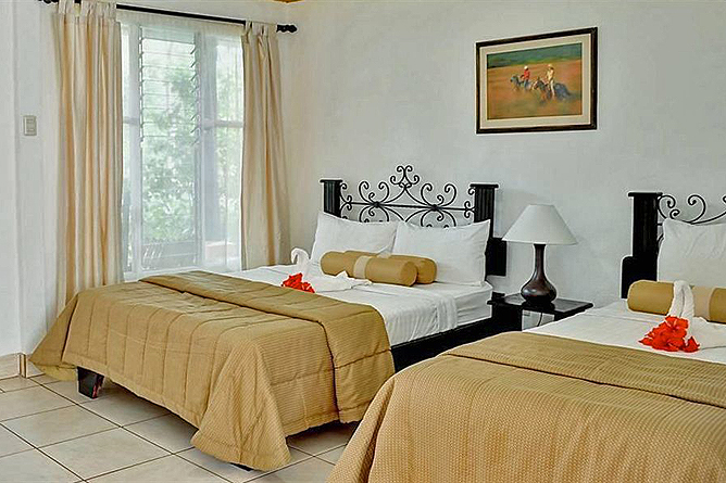 Hacienda Guachipelin – Standard-Zimmer