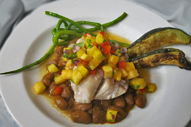 La Cusinga Ecolodge – Essen