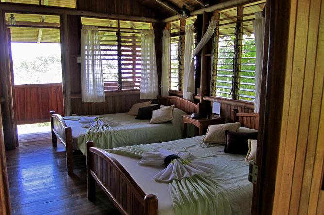 La Cusinga Ecolodge – Schlafzimmer