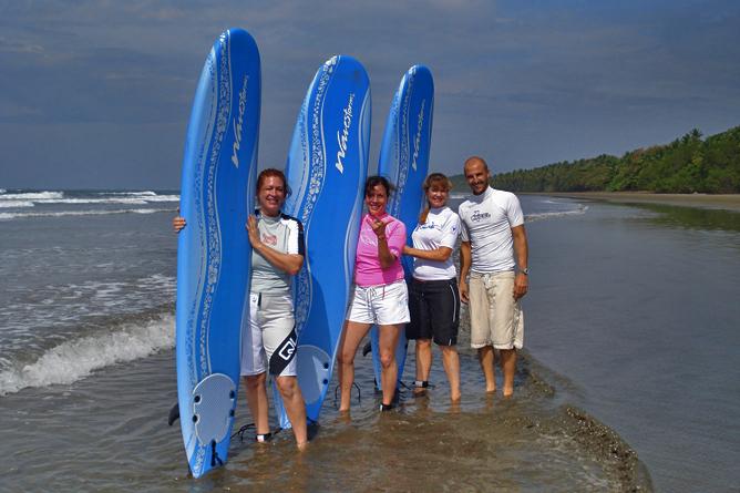 La Cusinga Ecolodge – Surf
