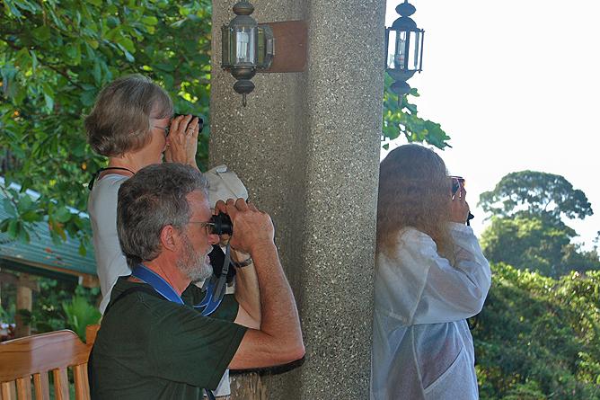 La Cusinga Ecolodge – Tierbeobachtung