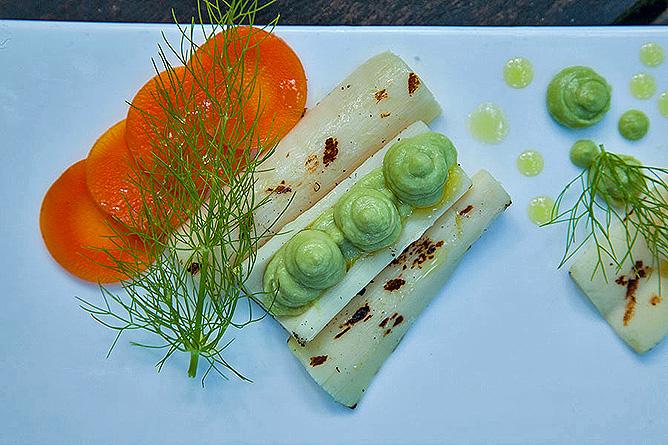 Le Cameleon Restaurant Gourmetmenü