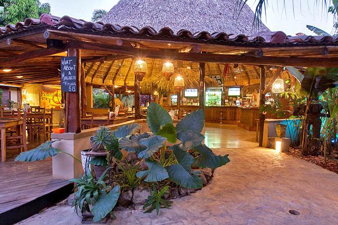 Pasatiempo Restaurant und Bar Rancho