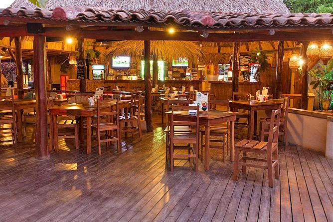 Pasatiempo Restaurant