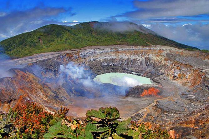 Poas Volcano Lodge – Vulkan Poas