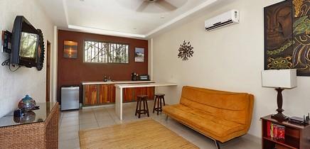 Rip-Jack-Inn-Familien-Suite-Wohnbereich