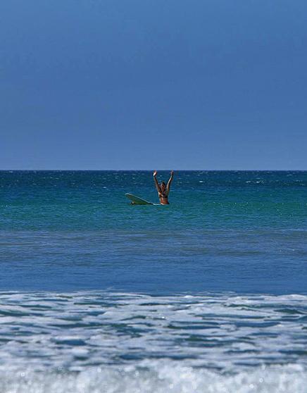 Rip Jack Inn – Playa Grande: Surfen