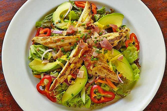 Rip Jack Inn – Restaurant: Leichte Salate
