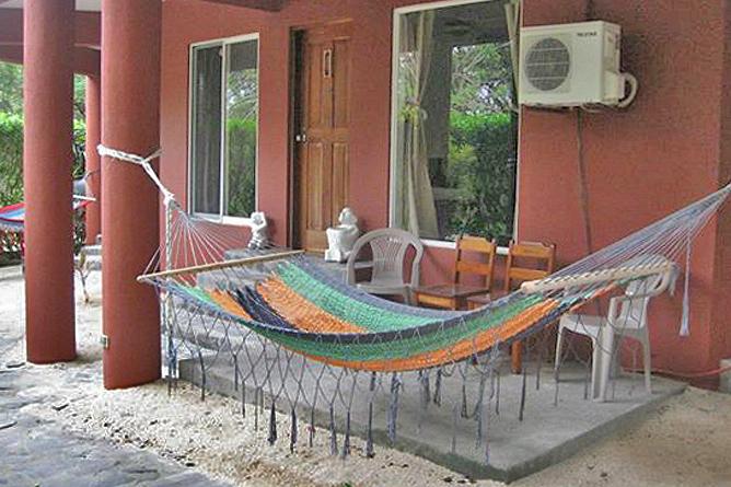 Rip Jack Inn – Standard-Zimmer: Terrasse