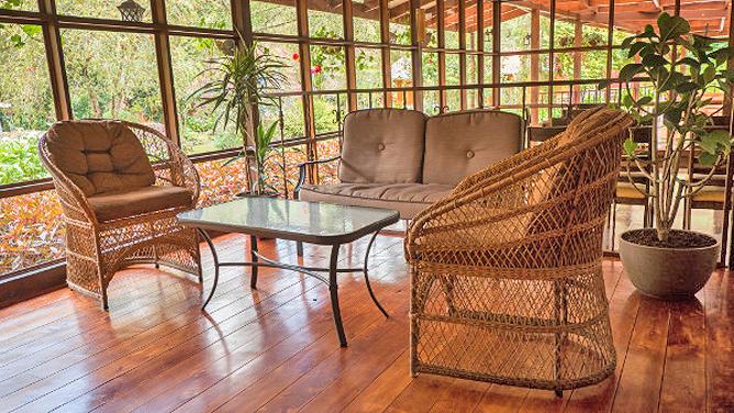 Suria Lodge Lobby