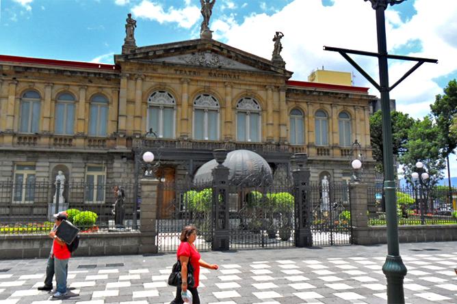 Teatro Nacional San José – Nationaltheater