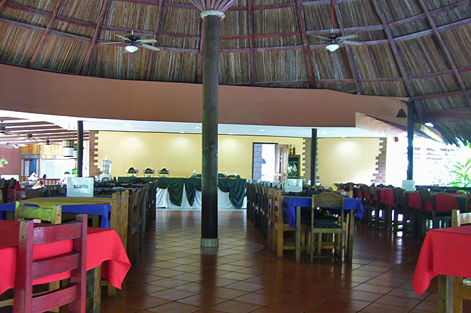 Turtle Beach Lodge – Restaurant