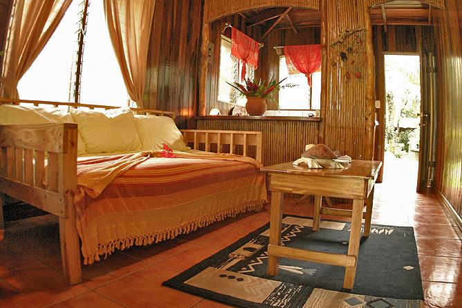 Turtle Beach Lodge – Standard-Zimmer, Sitzecke