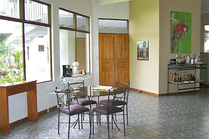 Vista Canyon Inn – Eingangsbereich