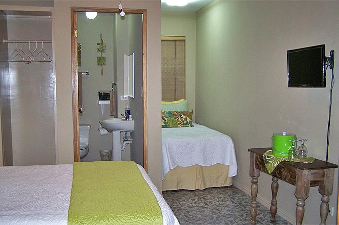 Vista Canyon Inn – Standardzimmer mit Zusatzbett