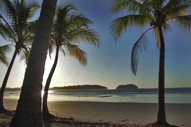 Hotel Giada – Playa Samara Strand