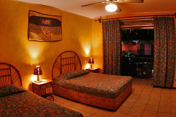Hotel Giada – Schlafzimmer