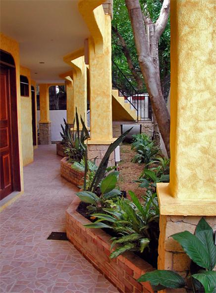 Hotel Giada – Durchgang