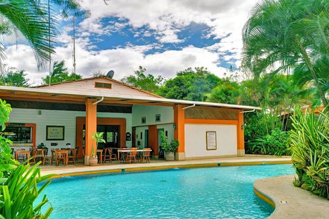 Hacienda Guachepelin