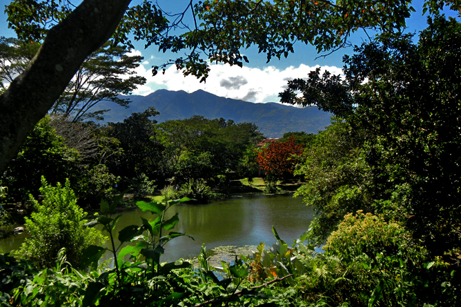 In Bio Parque Costa Rica