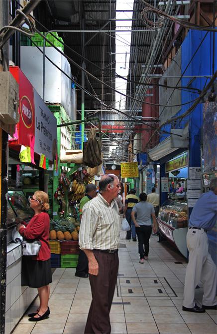 Zentralmarkt San José