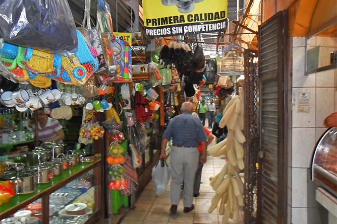 Zentralmarkt – Mercado Central San José, Costa Rica