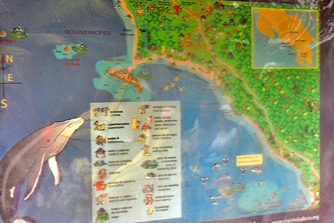 Meeresnationalpark Ballena Uvita